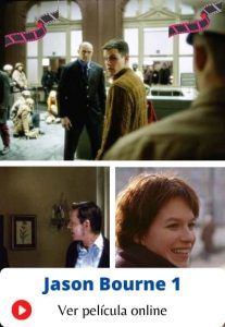 Jason Bourne 1 ver película online