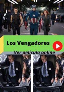 Los Vengadores (2012) ver película online (1)