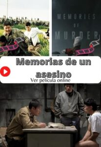 Memorias de un asesino ver película online