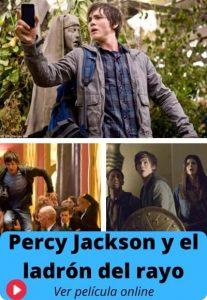 Percy Jackson y el ladrón del rayo ver película online