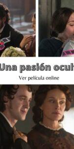 Una pasión oculta ver película online