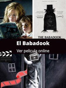 El Babadook ver película online