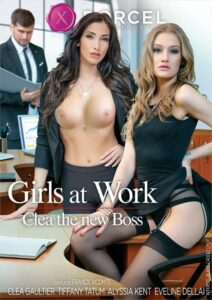 GIRLS AT WORK CLEA THE NEW BOSS ver pelicula online