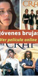 Jóvenes brujas ver película online