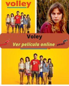 Voley ver película online